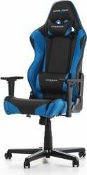 Scaun Gaming DXRacer Racing R0-NB Negru-Albastru Scaune Gaming
