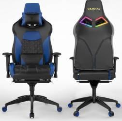 Scaun Gaming Gamdias Achilles P1 L Negru-Albastru Scaune Gaming