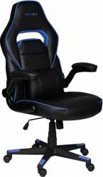 Scaun Gaming Inaza Interceptor Black/Blue Scaune Gaming