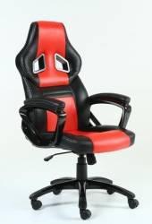 Scaun Gaming Inaza Legion Black/Red Scaune Gaming