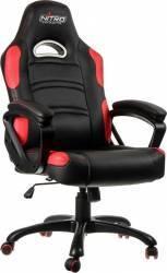 Scaun Gaming Nitro Concepts C80 Comfort Black-Red Scaune Gaming