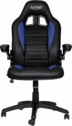 Scaun gaming Nitro Concepts C80 Motion Black-Blue Scaune Gaming