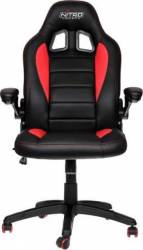 Scaun gaming Nitro Concepts C80 Motion Black-Red Scaune Gaming