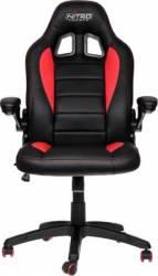 Scaun gaming Nitro Concepts C80 Motion Black-Red Scaune Gaming