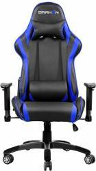 Scaun gaming RAIDMAX Drakon Negru Albastru Scaune Gaming