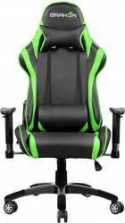 Scaun gaming RAIDMAX Drakon Negru Verde Scaune Gaming