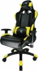 Scaun Reglabil Serioux TORIN Yellow Scaune Gaming