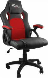 Scaun Gaming White Shark Kings Throne Negru-Rosu Scaune Gaming
