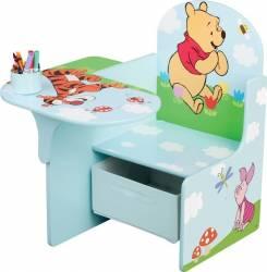 Scaun multifunctional din lemn Disney Winnie the Pooh Scaune de masa