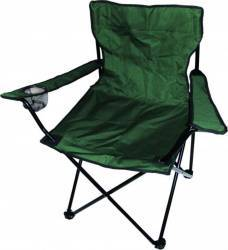 Scaun Pliabil Heinner Home ZZ, Verde Camping si drumetii