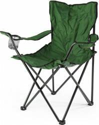 Scaun pliabil ZELTEN II Verde Camping si drumetii