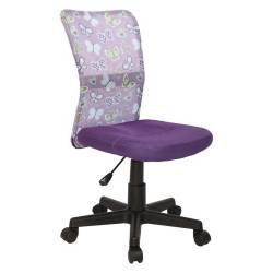 Scaun birou copii violet HM Dingo Scaune Birou
