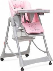 Scaunul de masa pentru copii Cangaroo Cookie Roz Scaune de masa