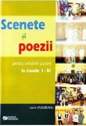 Scenete si poezii pentru serbarile scolare cls 1-4 - Laura Ungureanu Carti