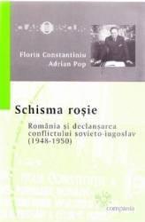 Schisma rosie - Florin Constantiniu Adrian Pop Carti