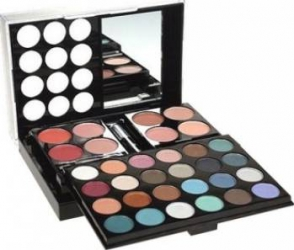Paleta de culori Makeup Trading Schmink 40 Colors Make-up ochi