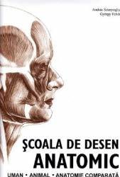 Scoala de desen anatomic - Andras Szunyoghy Gyorgy Feher