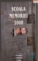 Scoala Memoriei 2008 Carti