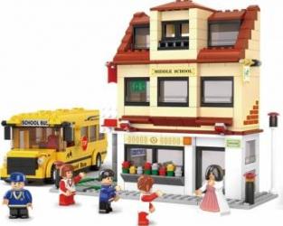 Scoala Sluban Town M38-B0333 Lego