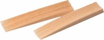 Scobitori medicinale Paro fresh-sticks din lemn mentolate, 96 buc Periute manuale