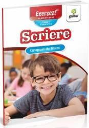 Scriere Grupuri de litere. Clasa 1. Clasa 2