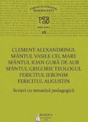 Scrieri Cu Tematica Pedagogica - Clement Alexandri