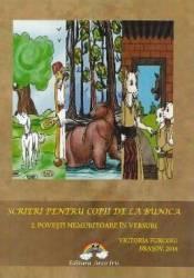 Scrieri pentru copii de la bunica - 2. Povesti nemuritoare in versuri - Victoria Furcoiu Carti