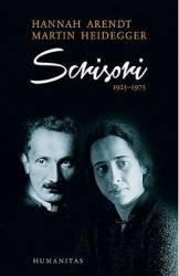 Scrisori 1925-1975 Ed. 2017 - Hannah Arendt Martin Heidegger