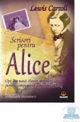 Scrisori pentru Alice - Lewis Carroll