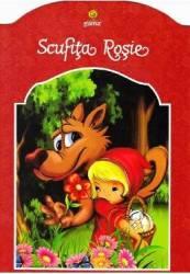 Scufita Rosie - Colorez povesti alese