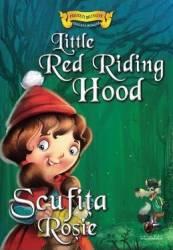Scufita Rosie - Povesti bilingve engleza-romana