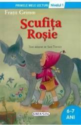 Scufita Rosie - Primele mele lecturi - Nivelul 1