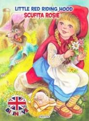 Scufita Rosie. Little Red Riding Hood