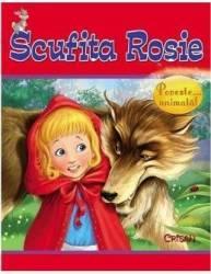 Scufita Rosie povestire... animata