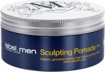 Ceara de par Label.m Sculpting Pomade 50ml Crema, ceara, glossuri