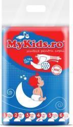 Scutece Copii MyKids Maxi 4 7-16kg 38 Buc Scutece si servetele