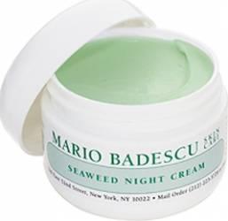 Crema de noapte Mario Badescu Seaweed Night Cream
