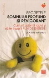 Secretele somnului profund si revigorant - Nerina Ramlakhan