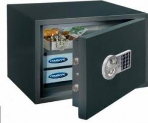 Seif certificat PowerSafe PS 300EL electronic Seifuri Lacate Feronerie