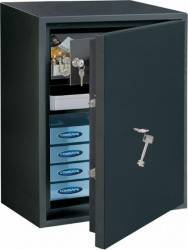 Seif certificat PowerSafe PS 600 IT DB cheie Seifuri Lacate Feronerie