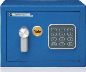 Seif Cifru Standard Mini Yale YSV170DB1B Albastru Seifuri Lacate Feronerie