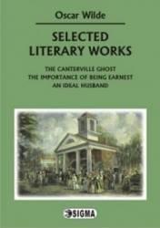 Selected literary works - Oscar Wilde