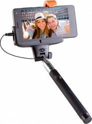 Selfie Stick cu fir eStar C1 Black