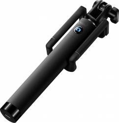 Selfie Stick Extensibil Bluetooth Incorporat Negru Selfie Stick si Accesorii Camera