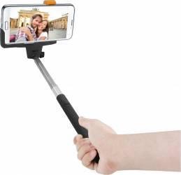Selfie Stick Innovatec Bluetooth Black - telecomanda incorporata Selfie Stick si Accesorii Camera