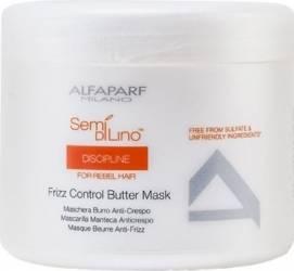 Masca de par Alfaparf Semi Di Lino Discipline Frizz Control Butter Mask 200ml Masca