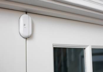 Senzor alerta Smart Nursery set 2 bucati