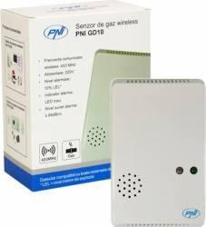 Senzor de gaz wireless PNI GD10 Alarme