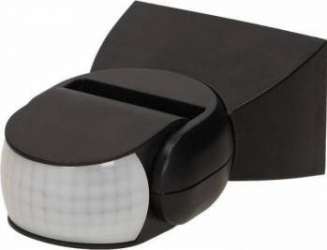 Senzor de miscare ORNO OR-CR-236/B Negru Alarme