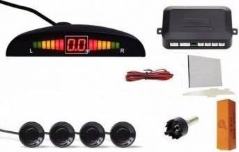 Senzori parcare auto Black Alarme auto si Senzori de parcare